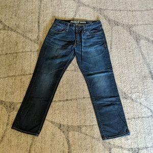 Old Navy Men's Slim Straight Cut Jeans